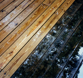 Deck Pressure Washing Howard County Maryland