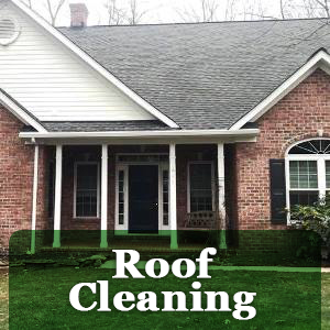 Roof Cleaning Softwash Maryland